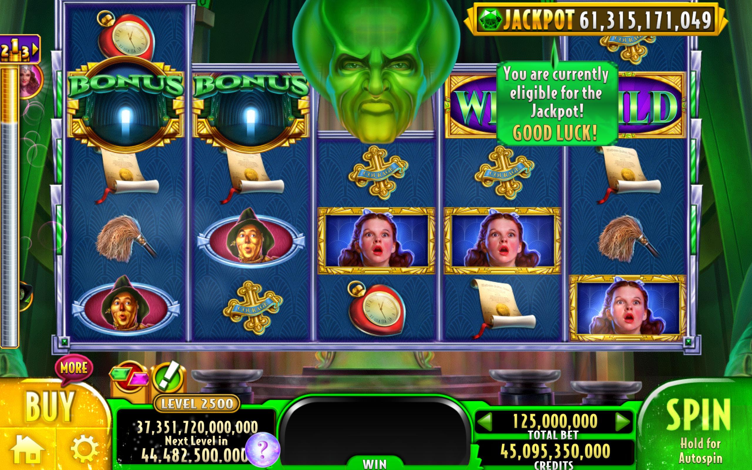 Wizard of Oz Free Slots Casino 134.0.2045 Screenshot 12