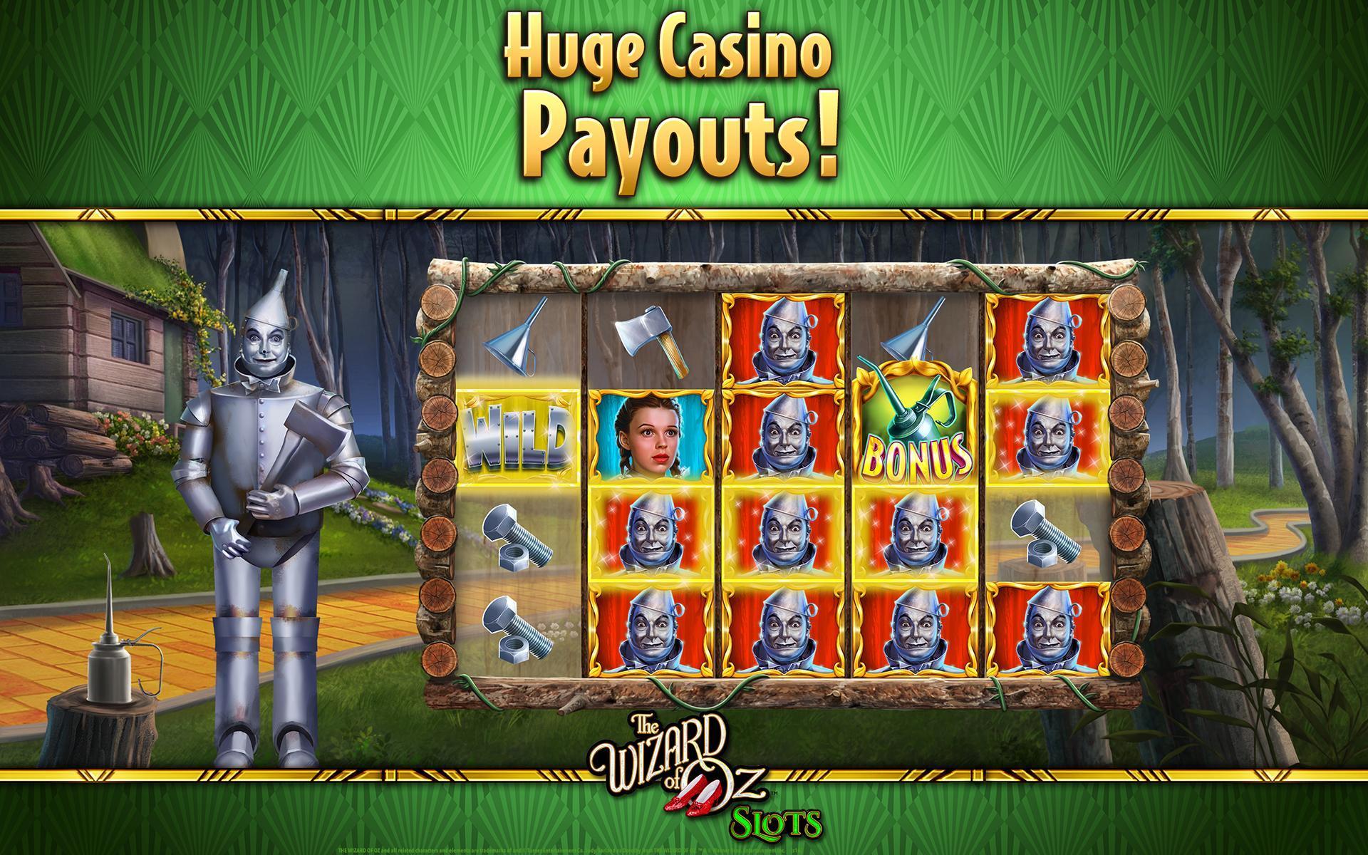 Wizard of Oz Free Slots Casino 134.0.2045 Screenshot 13
