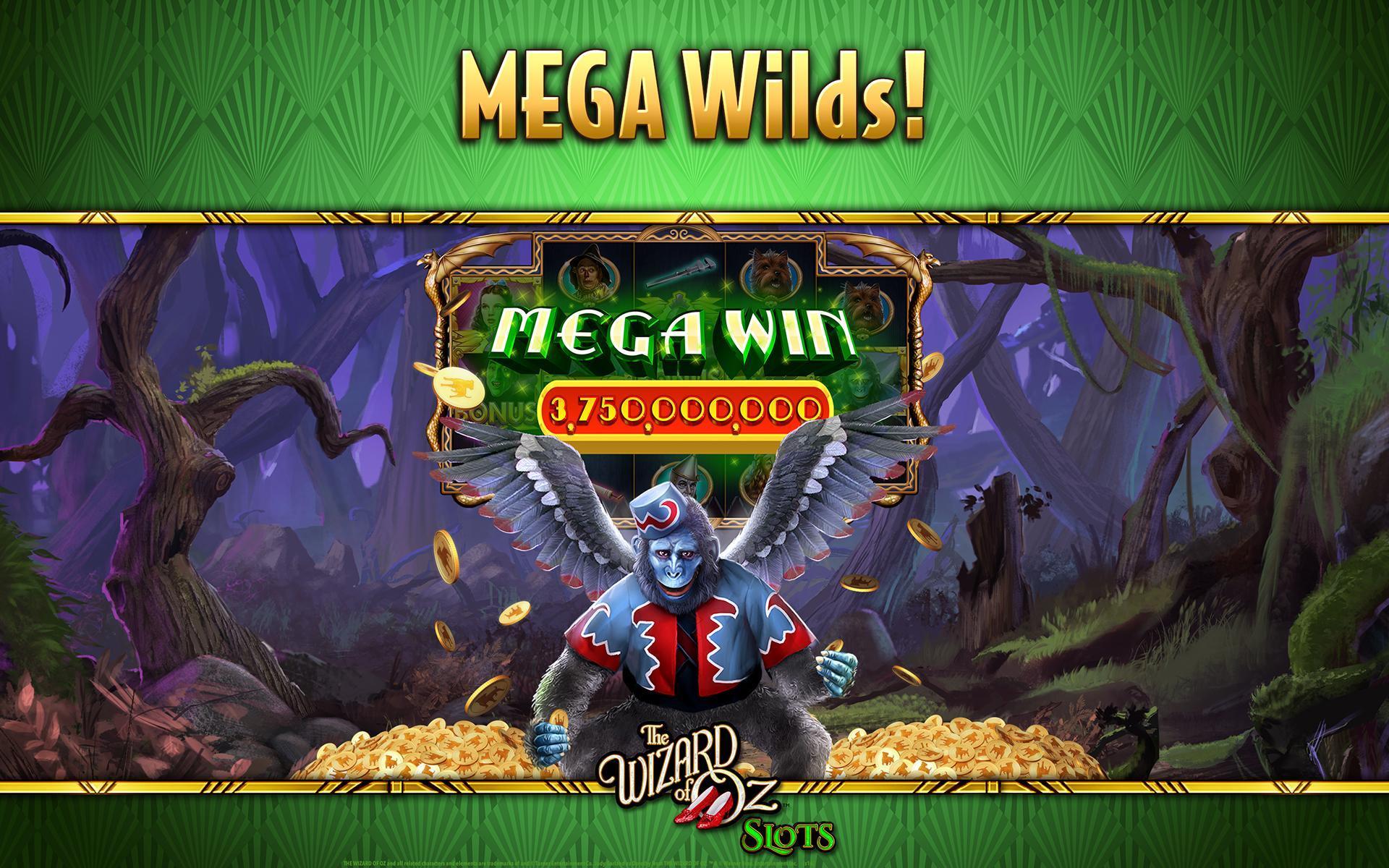 Wizard of Oz Free Slots Casino 134.0.2045 Screenshot 14