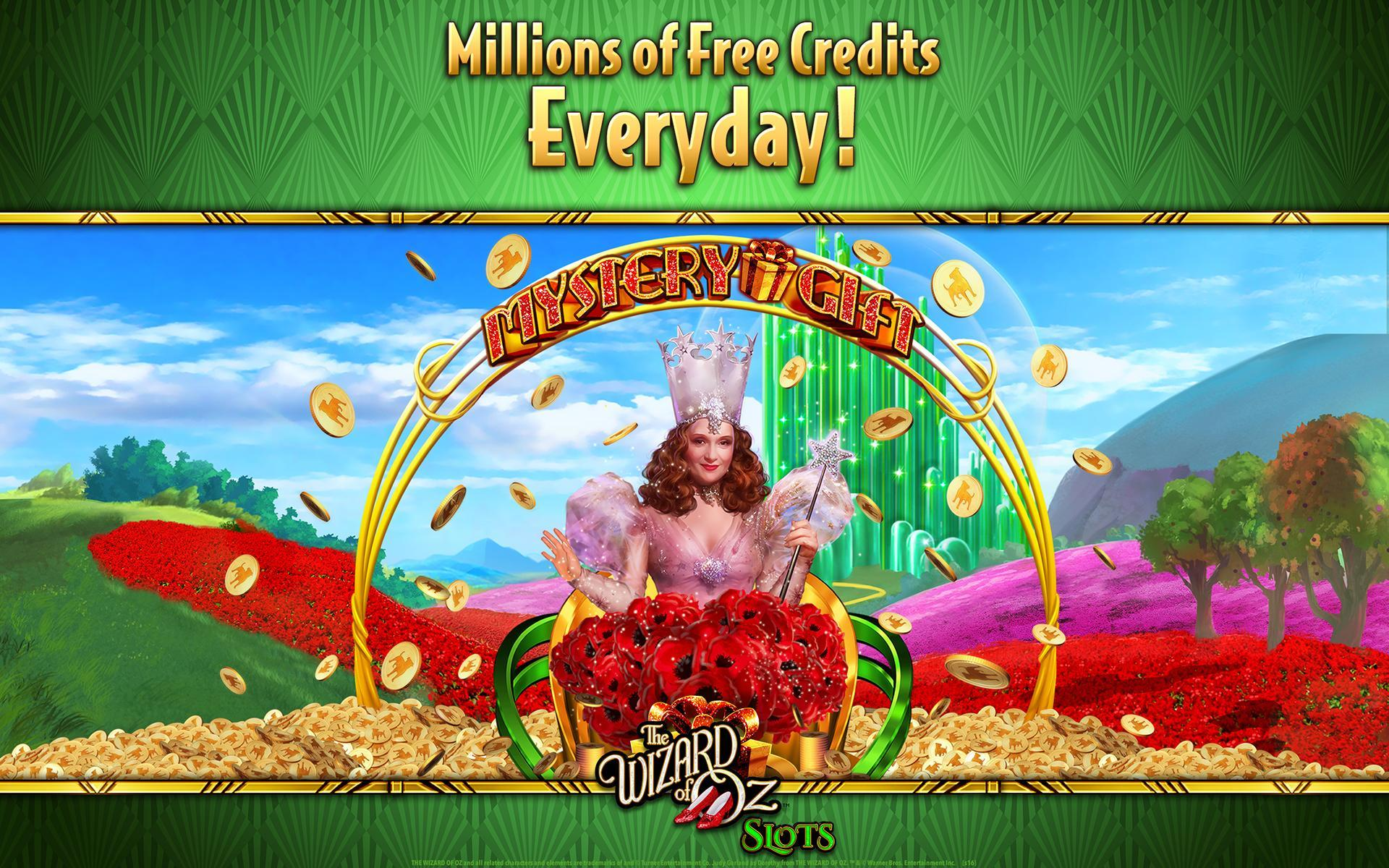 Wizard of Oz Free Slots Casino 134.0.2045 Screenshot 16