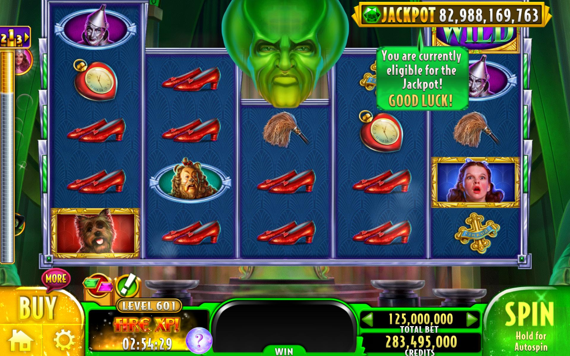 Wizard of Oz Free Slots Casino 134.0.2045 Screenshot 18