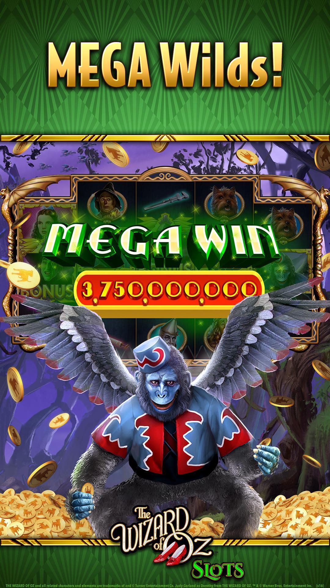 Wizard of Oz Free Slots Casino 134.0.2045 Screenshot 2