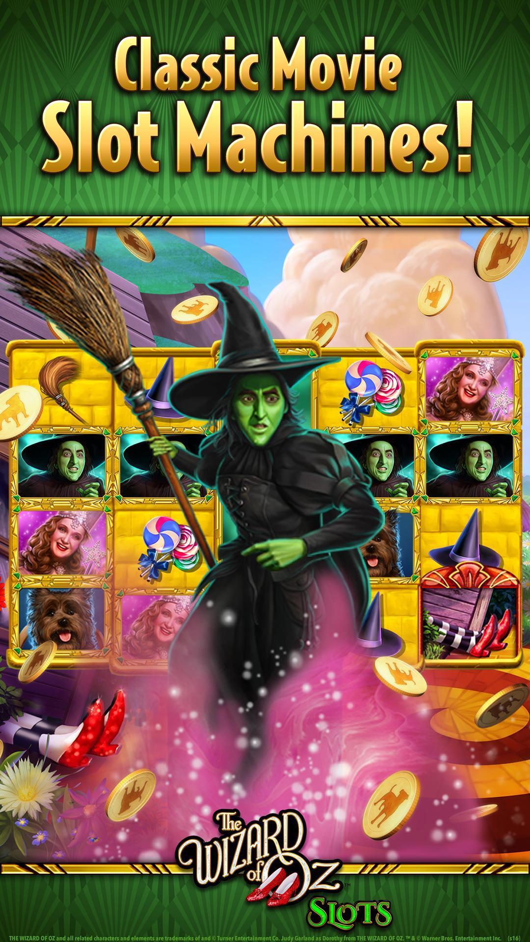 Wizard of Oz Free Slots Casino 134.0.2045 Screenshot 3
