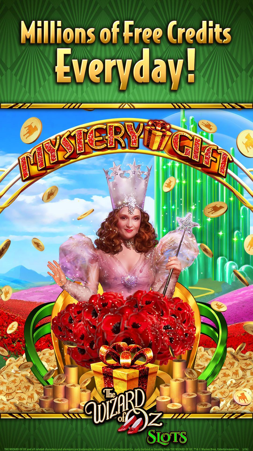 Wizard of Oz Free Slots Casino 134.0.2045 Screenshot 4