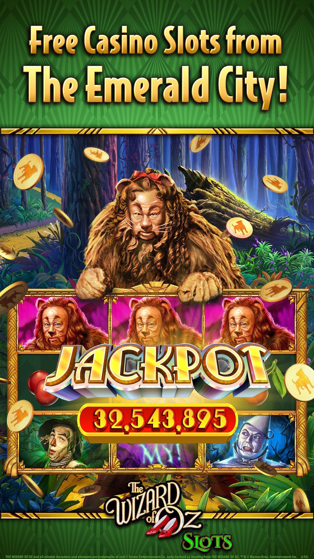 Wizard of Oz Free Slots Casino 134.0.2045 Screenshot 5