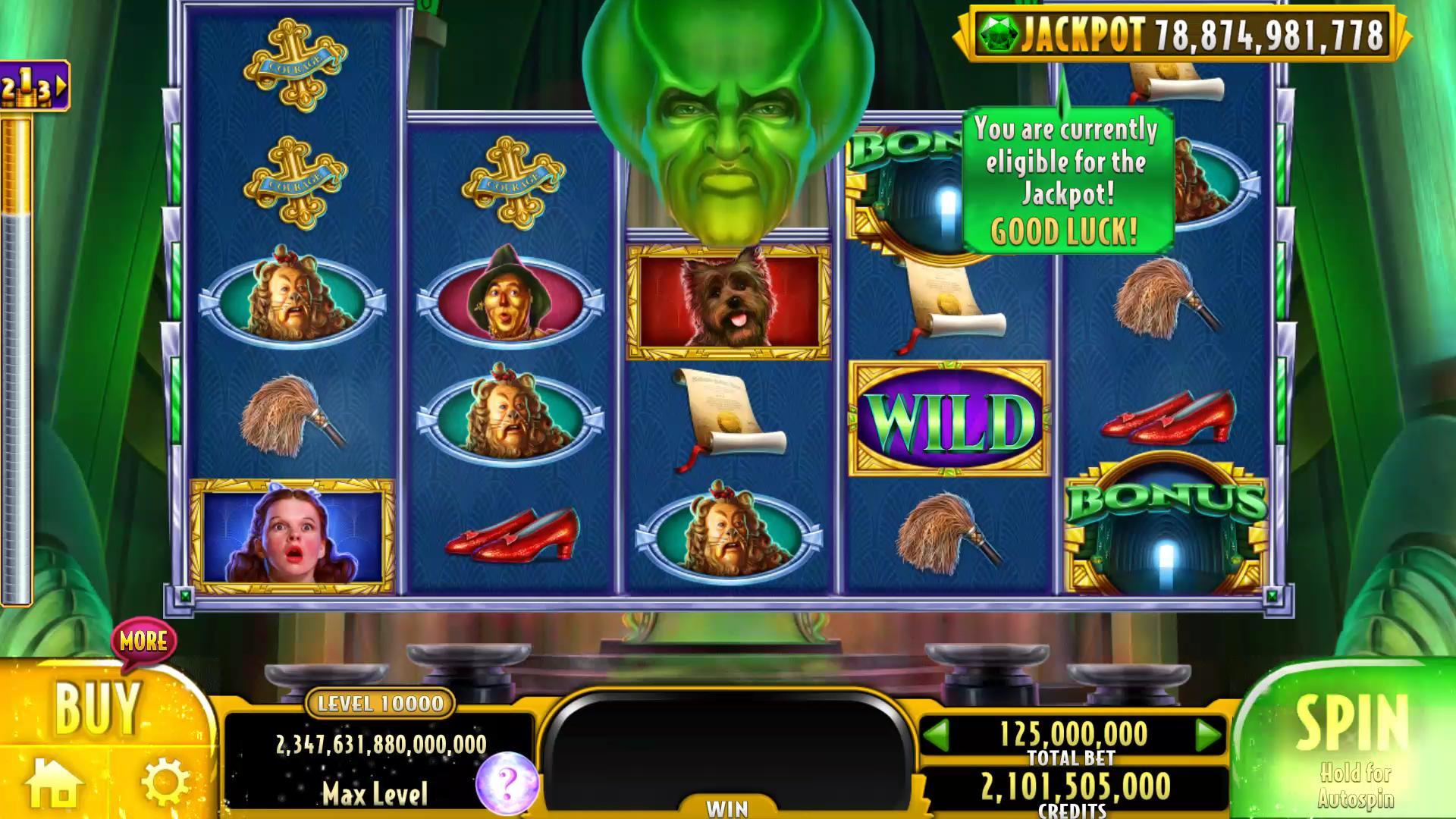 Wizard of Oz Free Slots Casino 134.0.2045 Screenshot 6