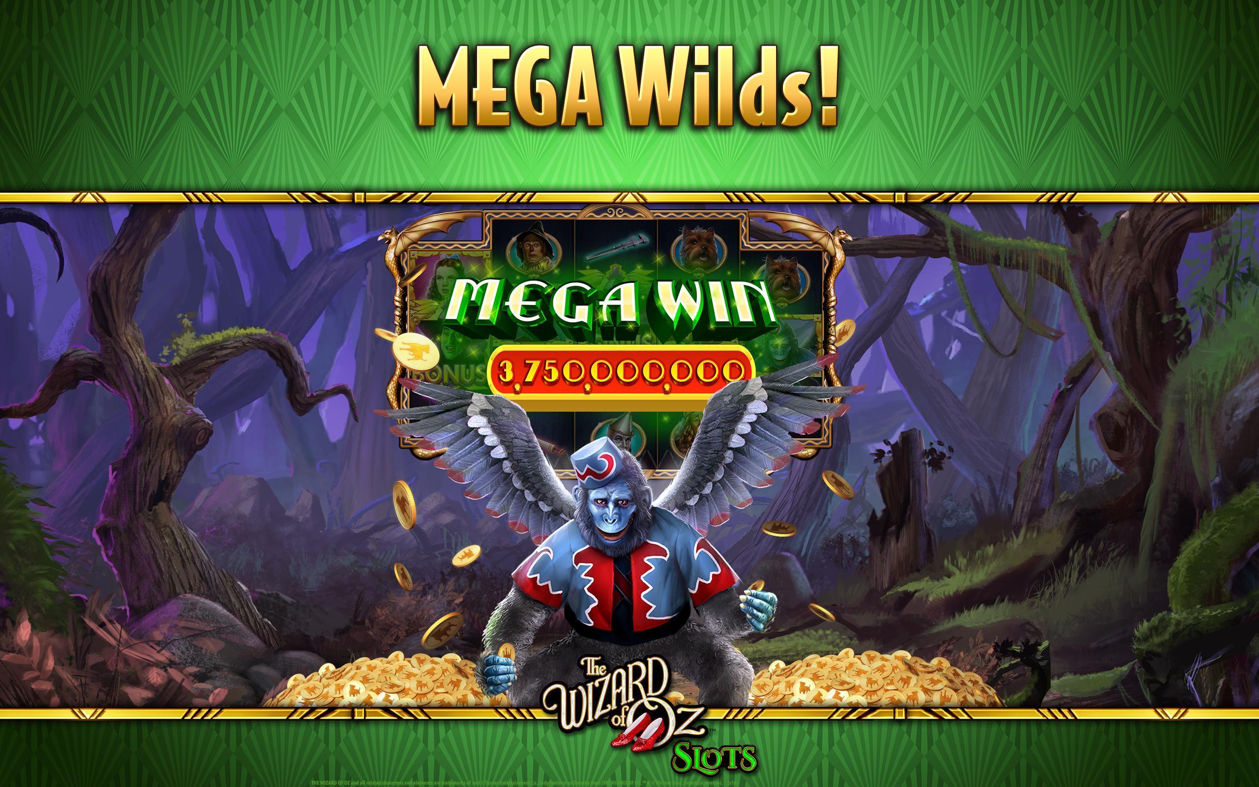 Wizard of Oz Free Slots Casino 134.0.2045 Screenshot 8
