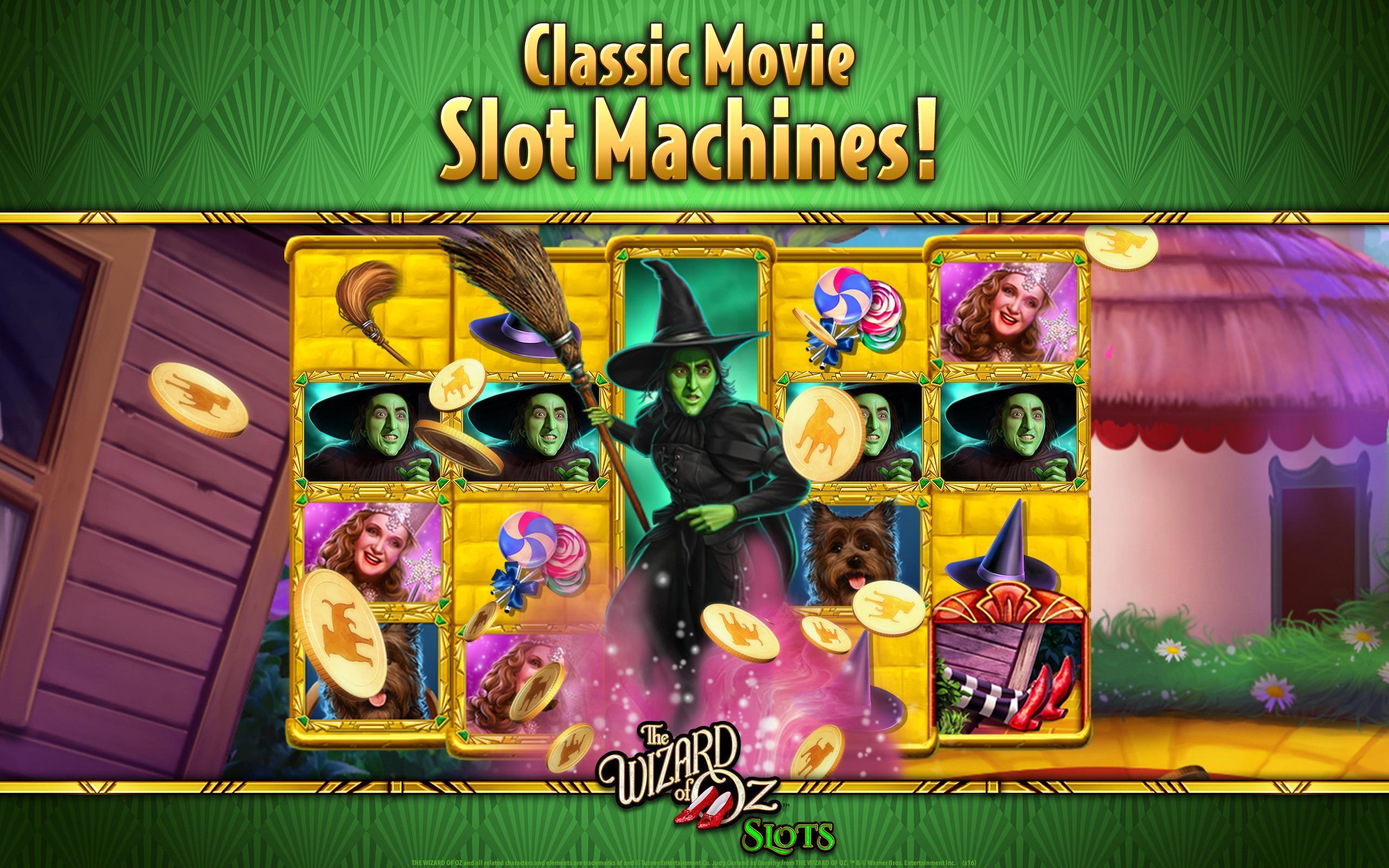 Wizard of Oz Free Slots Casino 134.0.2045 Screenshot 9
