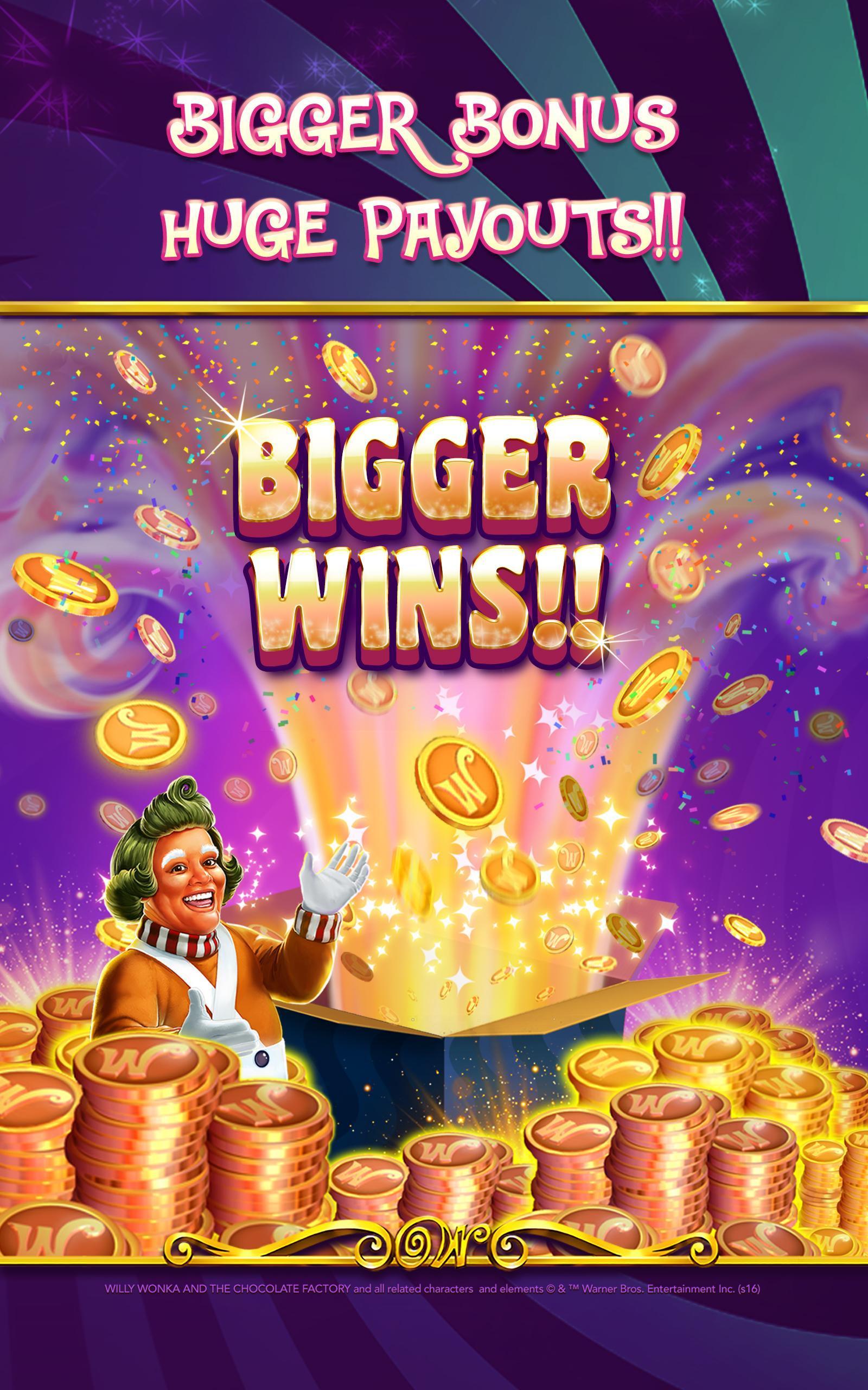 Willy Wonka Slots Free Casino 100.0.964 Screenshot 10