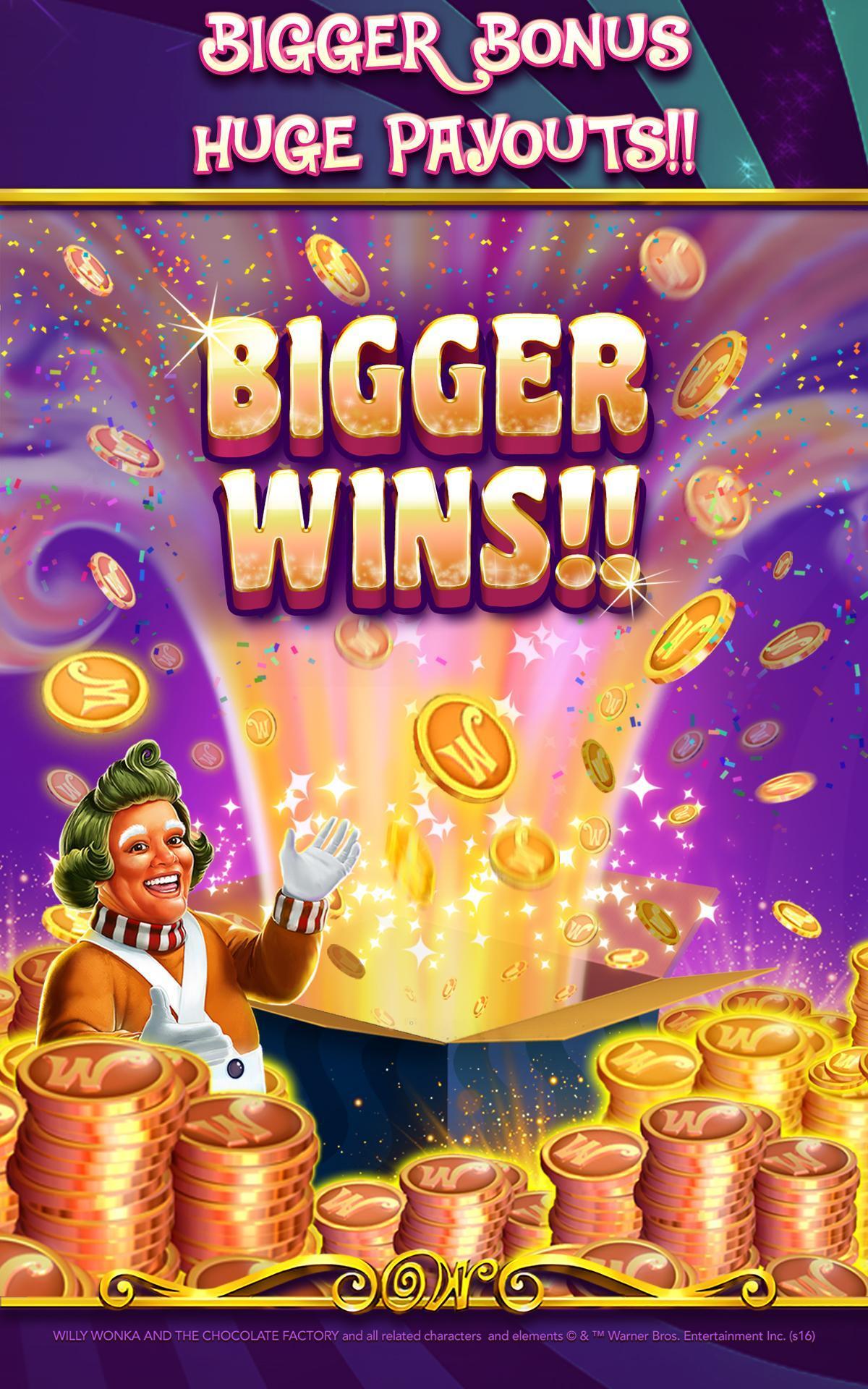Willy Wonka Slots Free Casino 100.0.964 Screenshot 18