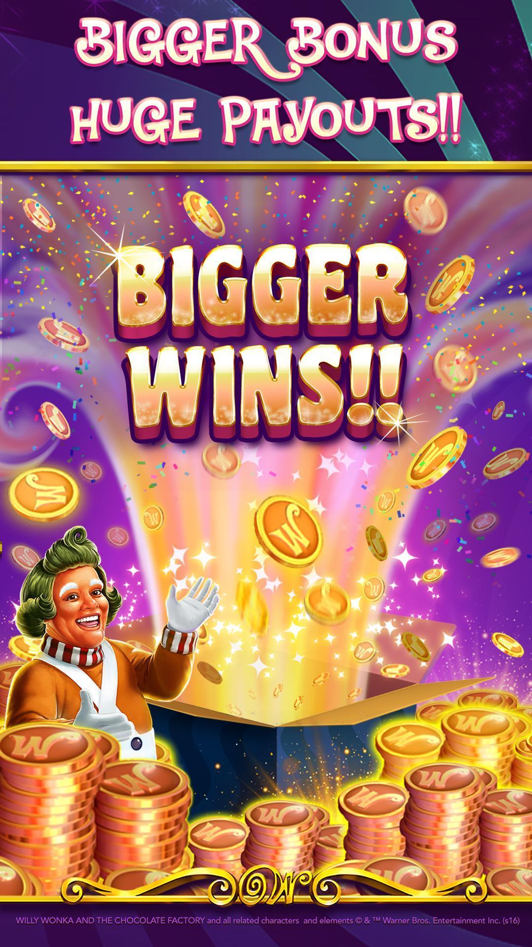 Willy Wonka Slots Free Casino 100.0.964 Screenshot 2