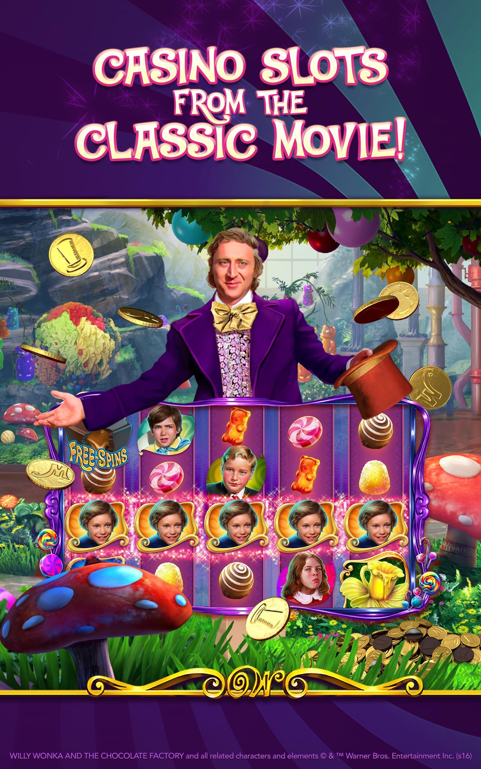 Willy Wonka Slots Free Casino 100.0.964 Screenshot 23