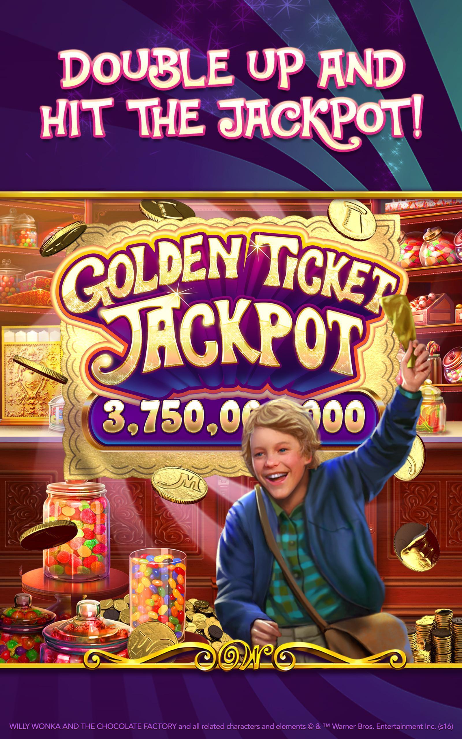 Willy Wonka Slots Free Casino 100.0.964 Screenshot 3
