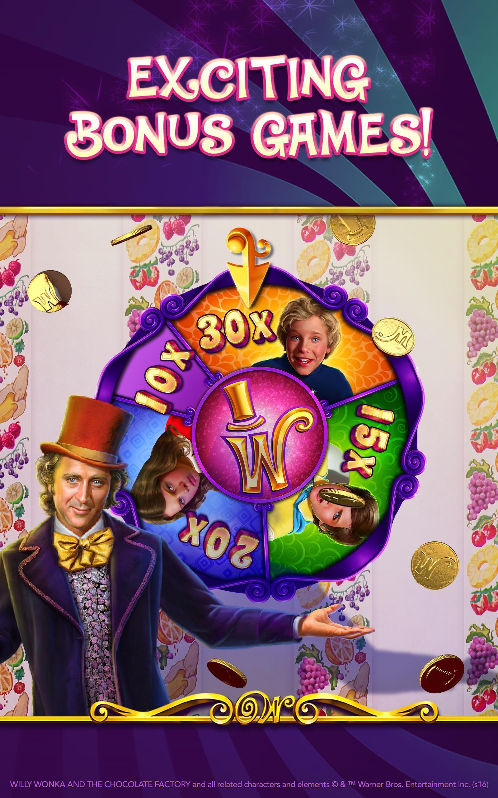 Willy Wonka Slots Free Casino 100.0.964 Screenshot 4