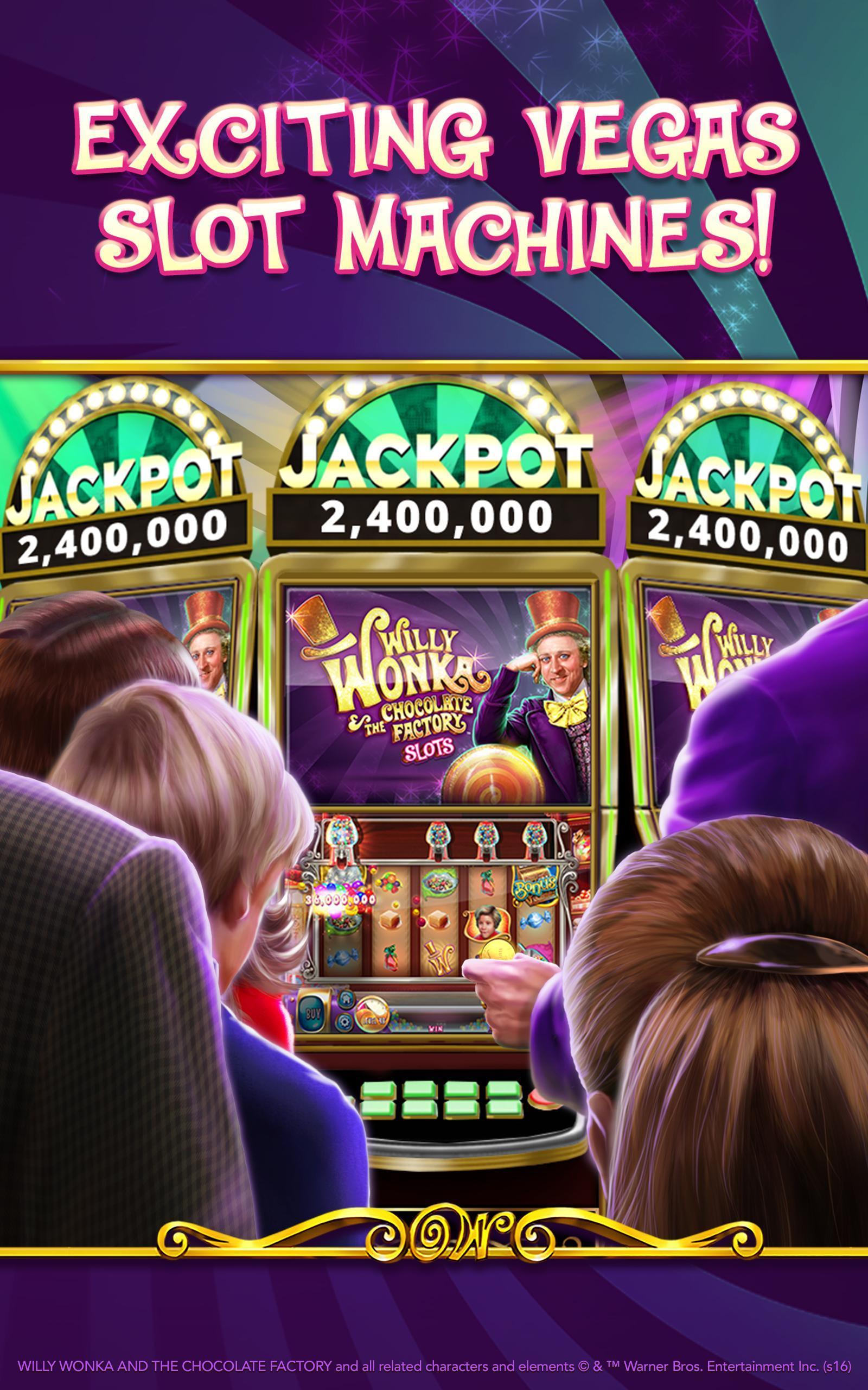 Willy Wonka Slots Free Casino 100.0.964 Screenshot 5