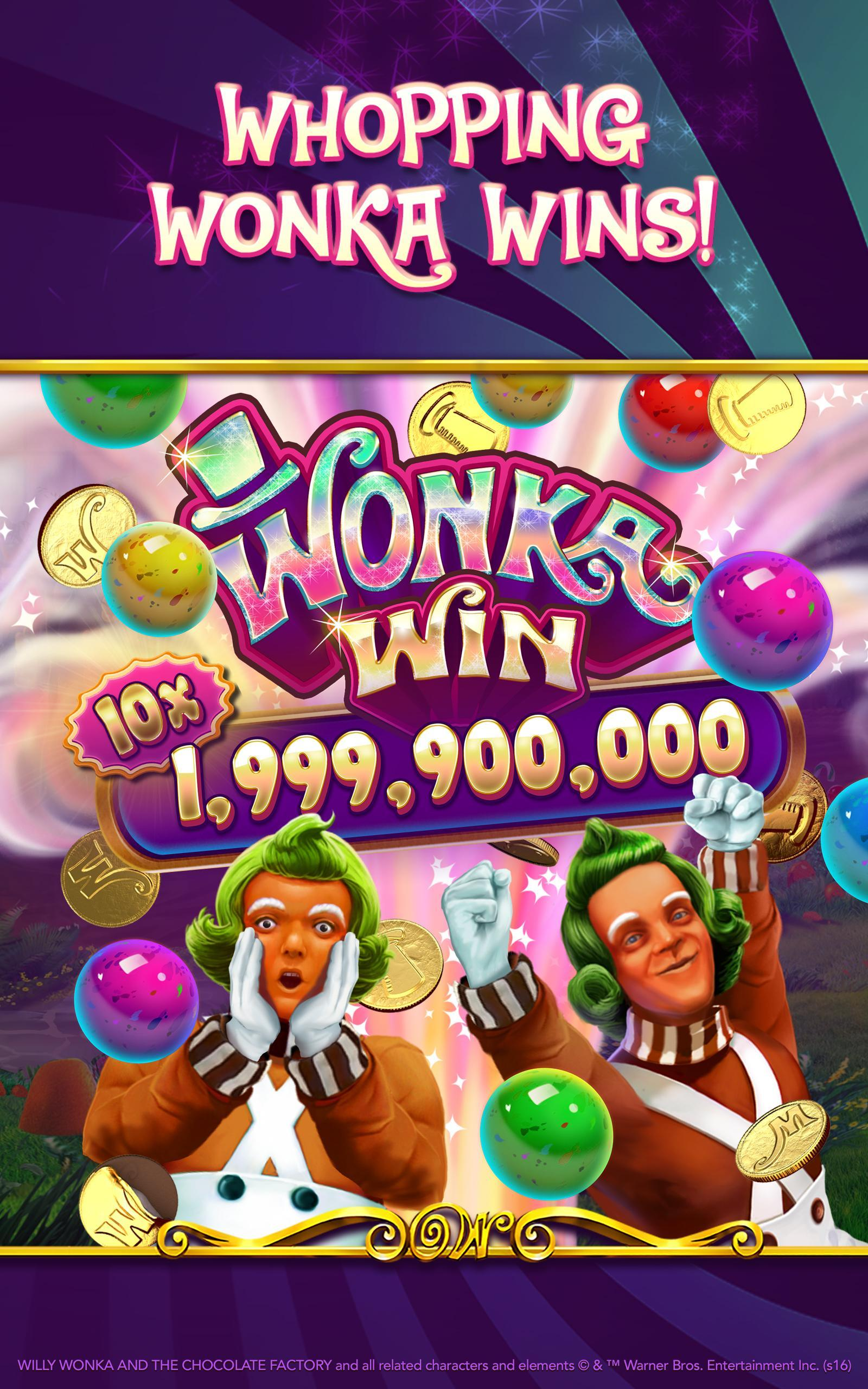 Willy Wonka Slots Free Casino 100.0.964 Screenshot 6