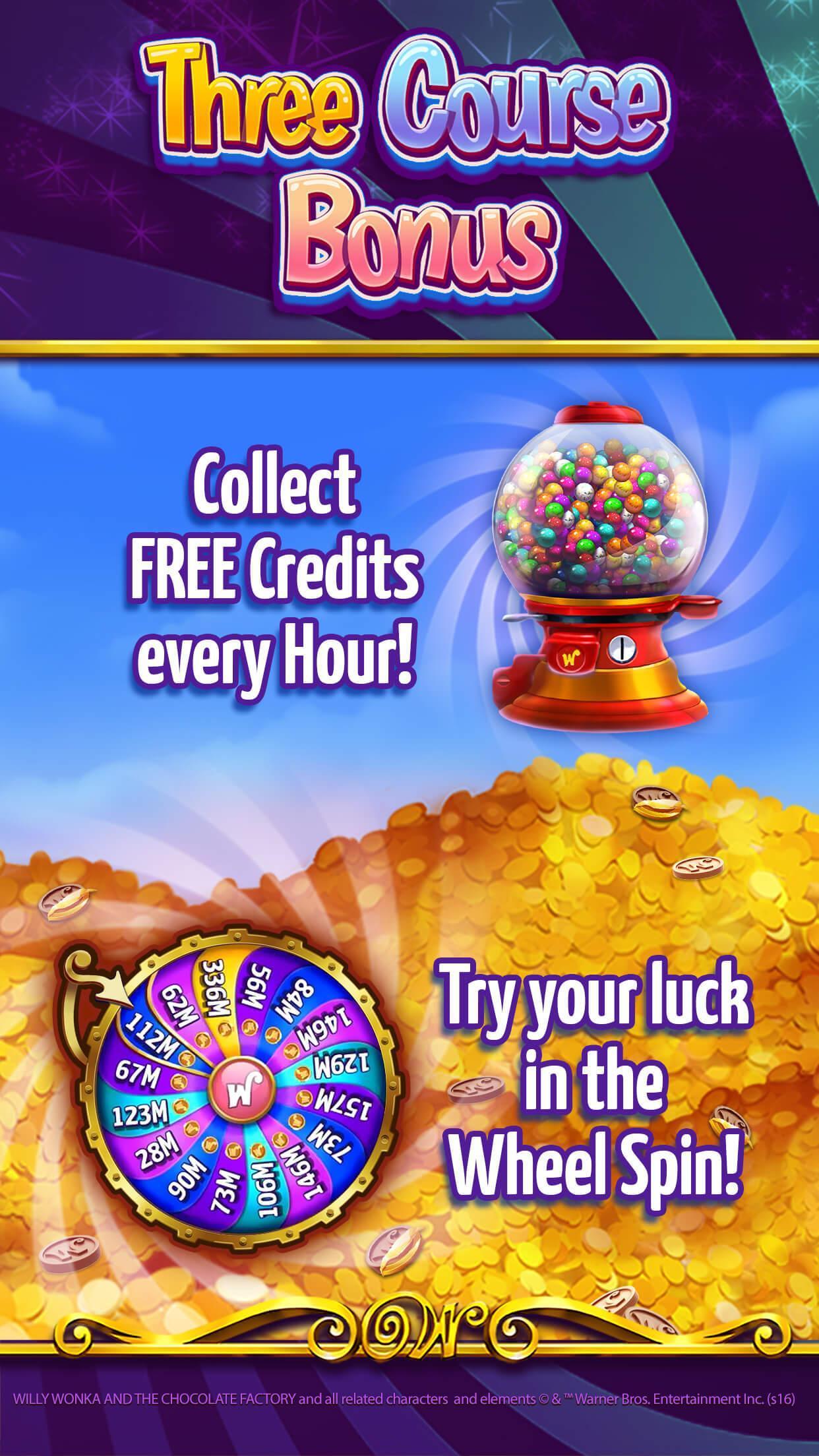 Willy Wonka Slots Free Casino 100.0.964 Screenshot 8