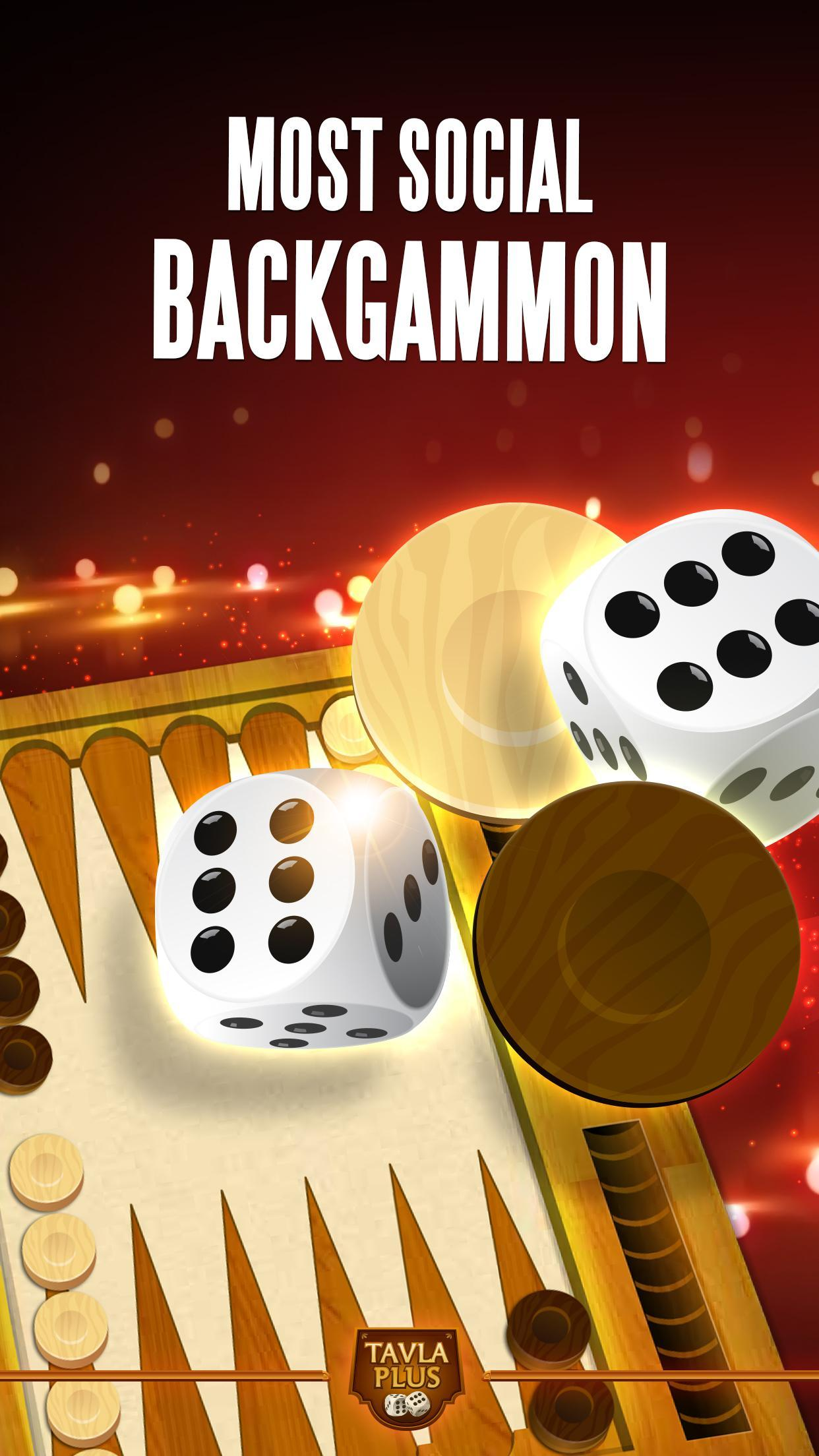 Backgammon Plus 4.28.2 Screenshot 1