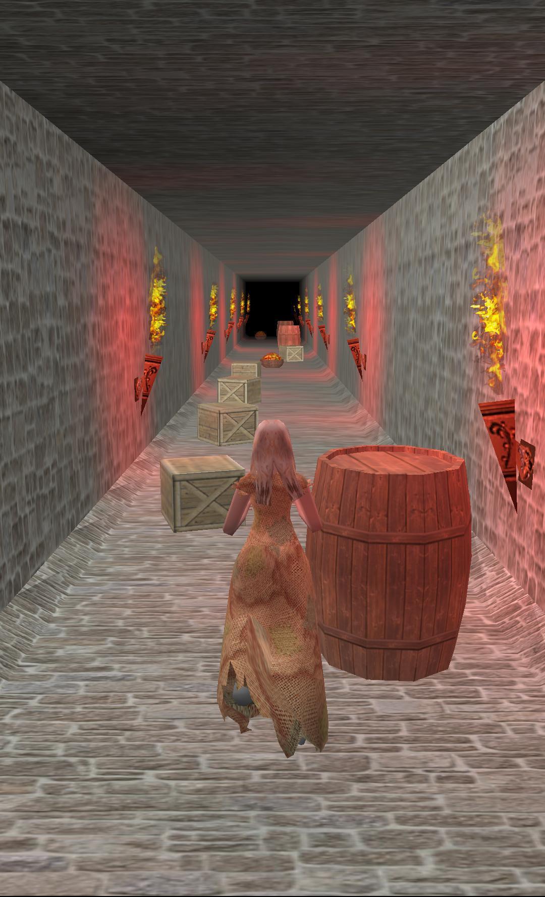 Cinderella. Free 3D Runner. 1.15 Screenshot 1