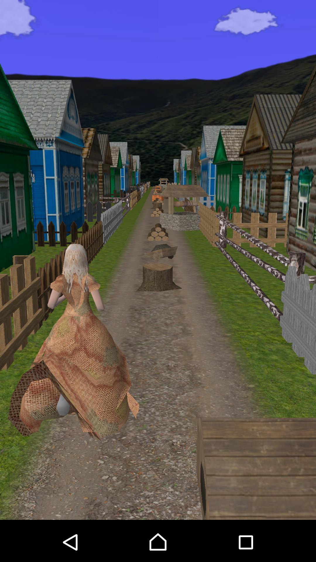 Cinderella. Free 3D Runner. 1.15 Screenshot 10