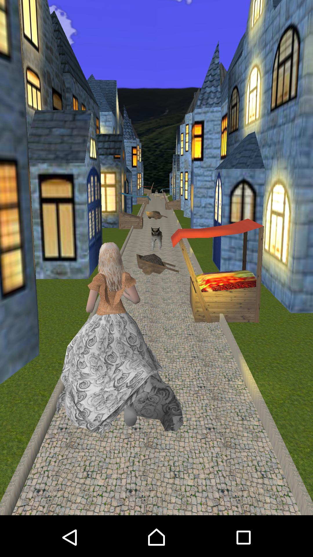 Cinderella. Free 3D Runner. 1.15 Screenshot 11