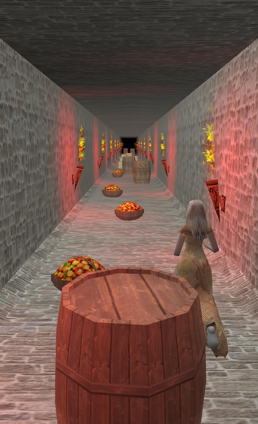 Cinderella. Free 3D Runner. 1.15 Screenshot 2