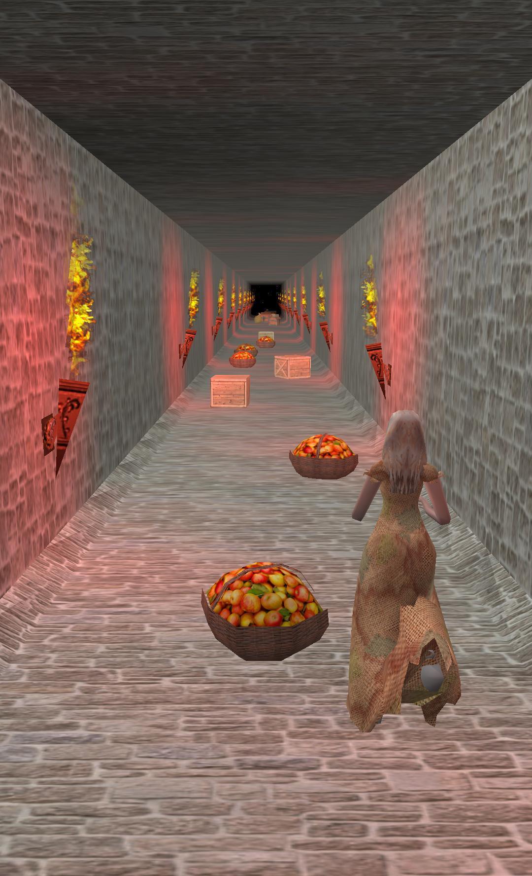 Cinderella. Free 3D Runner. 1.15 Screenshot 3
