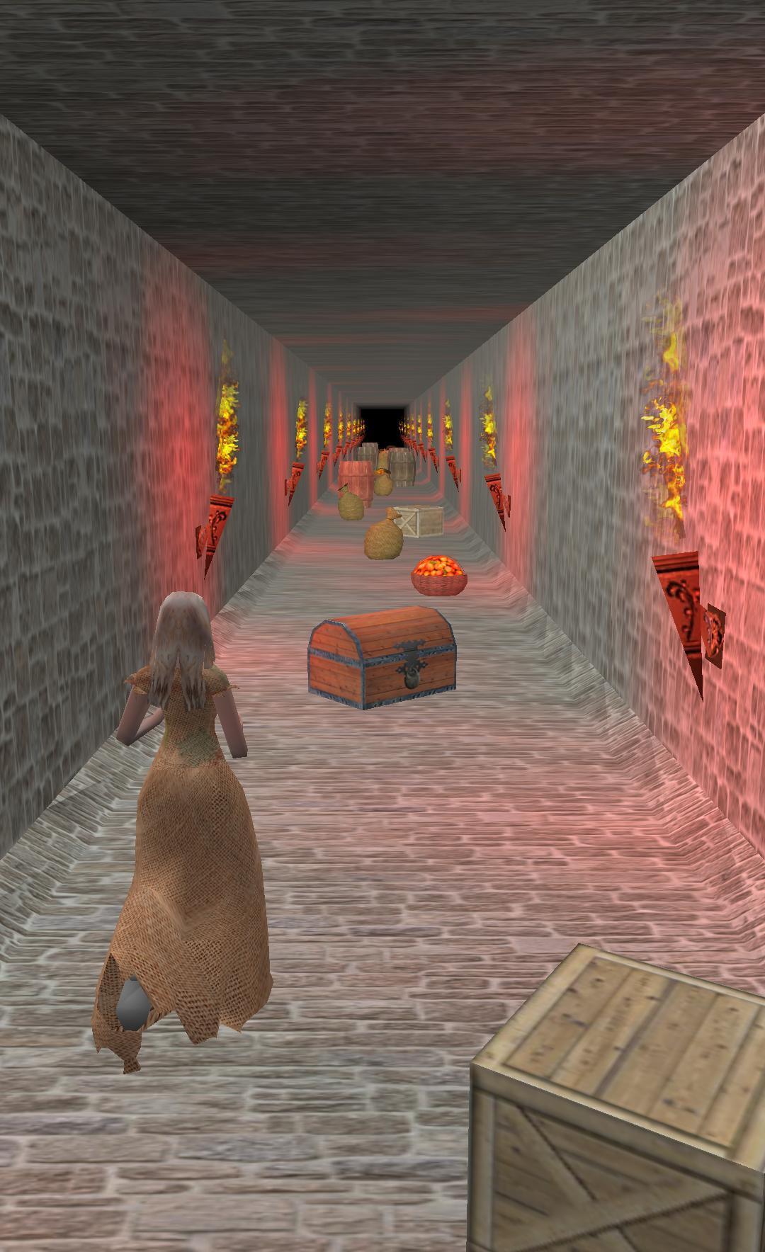 Cinderella. Free 3D Runner. 1.15 Screenshot 4