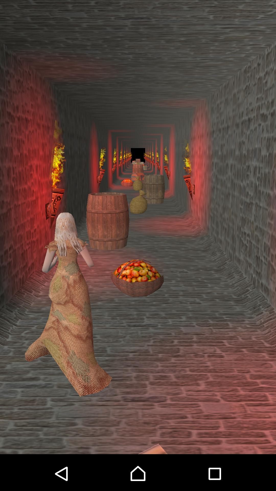 Cinderella. Free 3D Runner. 1.15 Screenshot 5