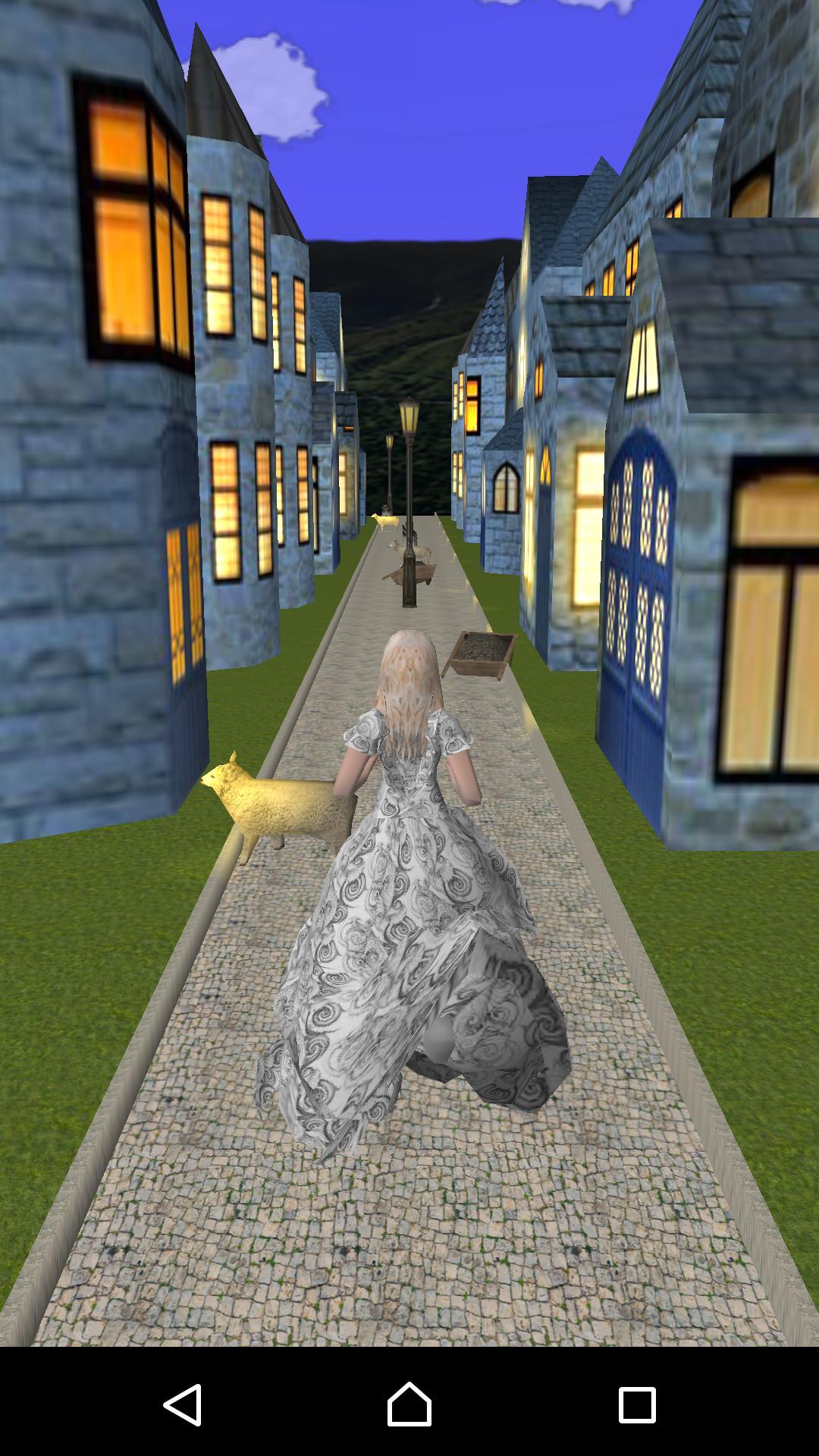 Cinderella. Free 3D Runner. 1.15 Screenshot 7