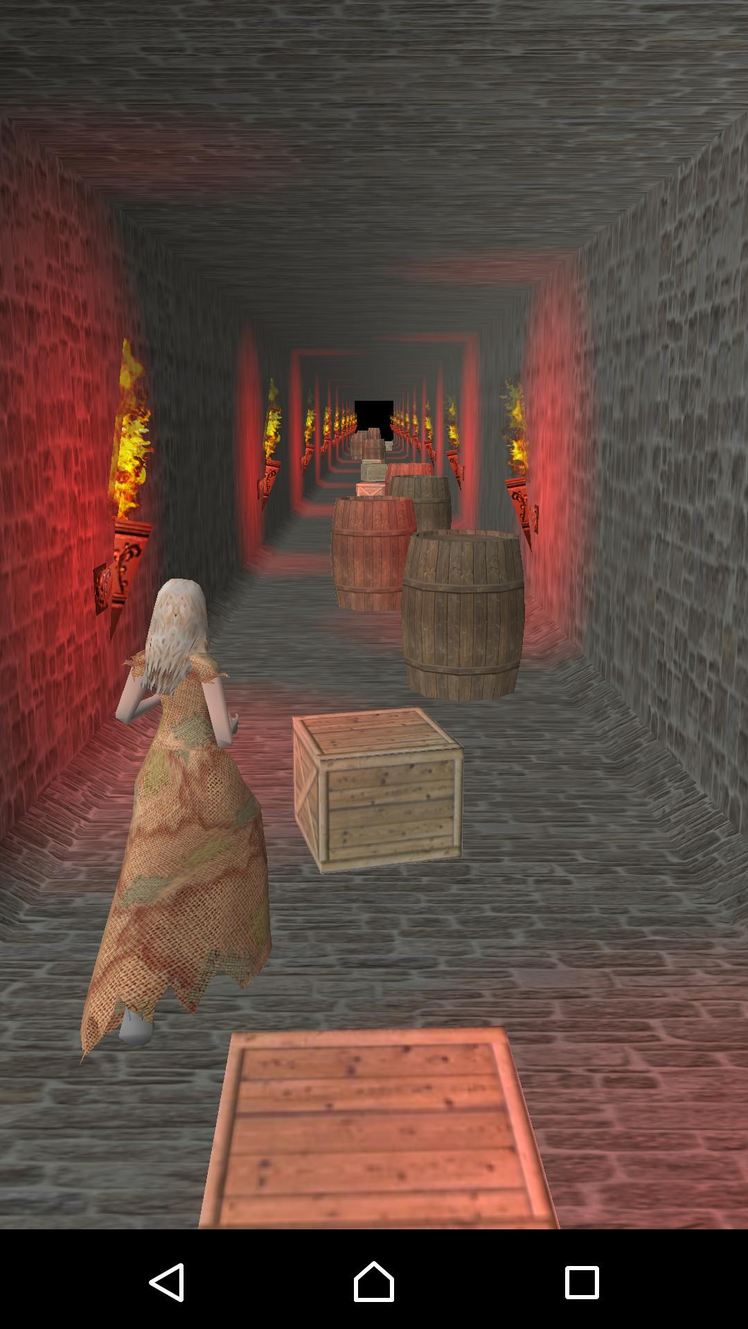 Cinderella. Free 3D Runner. 1.15 Screenshot 9